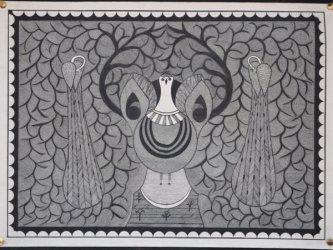 Madhubani-painting